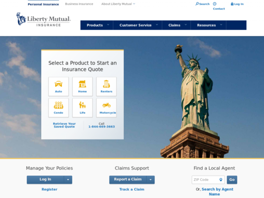Liberty Mutual Com >> Test Webshrinker